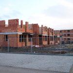 Anna Park blok B- priebeh výstavby November 2019