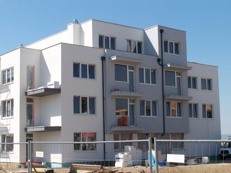 Anna Park B- priebeh výstavby
